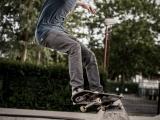 Sportfotografie-skateboard